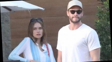 Liam Hemsworths girlfriend Gabriella Brooks, 24, goes
